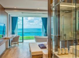 Top Seaview Villa, hotel i Lamai