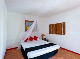 Hotel México Creo En Ti, hôtel à Izamal
