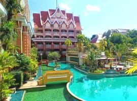 KRABI NATURE LUXURY BEACH RESORT, hotel in Krabi town