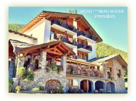 Hotel Beau Sejour, hotel in Etroubles