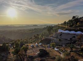 Hill Ventures, luxury tent in Dharamshala
