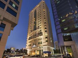Howard Johnson by Wyndham Abu Dhabi Downtown, hotel in zona Abu Dhabi Mall, Abu Dhabi