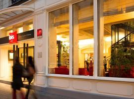 ibis Blois Centre Château, hotel in Blois