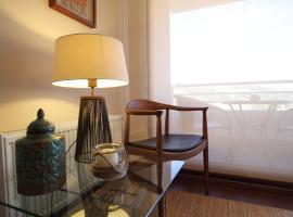 Alto Sporting Apartments, apartamento en Viña del Mar