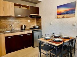 Peaceful studio apartment near the sea!, pet-friendly hotel in Sitia