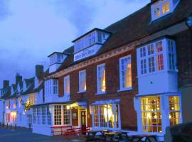 Ye Olde White Harte Hotel, hotel near Southend Magistrate Court, Burnham-on-Crouch