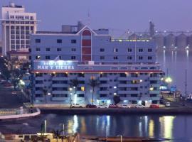 Hotel Mar y Tierra, hotel in Veracruz