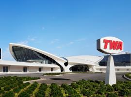 TWA Hotel at JFK Airport, hotel near John F. Kennedy International Airport - JFK,