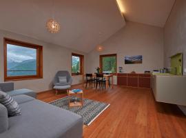Pension Laresch, hotel near Viamala Canyon, Mathon