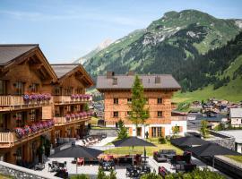 Hotel Aurelio Lech, hotel in Lech am Arlberg