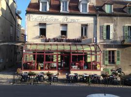Pub Vauban、アヴァロンのホテル
