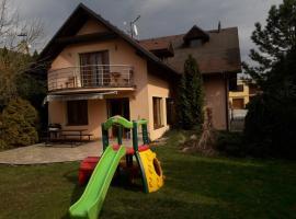 Penzión Vila Dalí, hotel in Rajecké Teplice