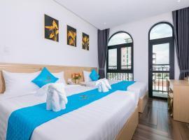 Euro Star Riverside Hotel, Hotel in Đà Nẵng