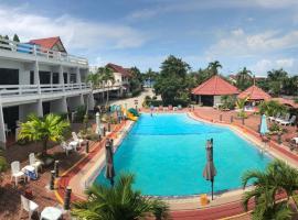 Rayong Sea View Hotel, hotel in Rayong