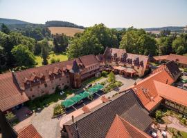 Schlosshotel Weyberhöfe, Hotel in Hösbach