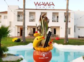 Wawa Tarifa, hotel cerca de Playa de Bolonia, Tarifa