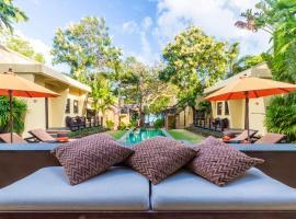 Villa Tanamera, отель в городе Пляж Банг Рак
