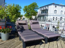 Residenzen am Kirchenplatz, Ferienwohnung in Warnemünde