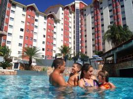Apartamentos Caldas Novas, hotel near SESC - Social Service of Comercial, Caldas Novas