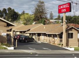 Laurel Inn, hotel near Oakland International Airport - OAK, Oakland