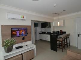 bombinha summer beach apartamento privado, hotel in Bombinhas