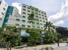 Paragon Wahid Hasyim, hotel near National Monument, Jakarta