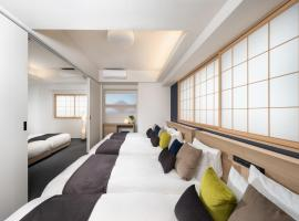 MIMARU TOKYO SHINJUKU WEST, hotel near Shinjuku Central Park, Tokyo