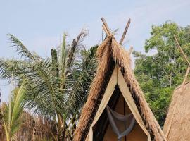 Young Wild and Free, glamping site in Koh Kong
