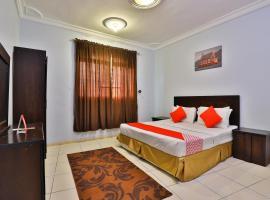 OYO 431 Marina Taiba Hotel, hotel in Medina