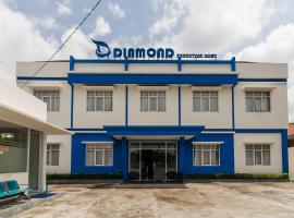 RedDoorz near Simpang Patal Palembang, guest house in Palembang