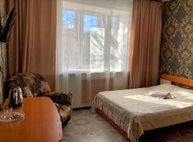 Уютная гостиница Кедр, hotel in Cheremkhovo