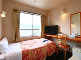 ビジネスホテル みはらし亭、熊野市のホテル