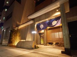 Hotel Amaterrace Nippombashi-higashi, hotel in Osaka