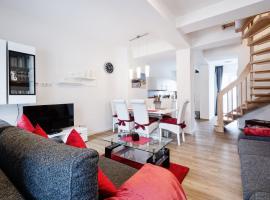 FeWo Prora - Seepferdchen, hotel in Binz