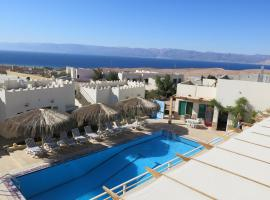Red Sea Dive Center, budget hotel in Aqaba