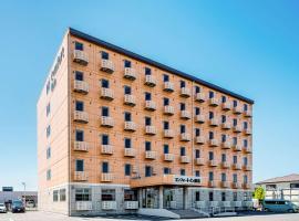 Comfort Inn Kashima, hotel near Narita International Airport - NRT, Fukashiba