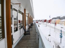 Hotel Hvide Falk, hotel in Ilulissat