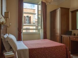 Hotel Romantica, hotel en Esquilino, Roma