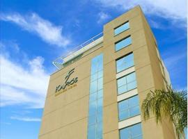 Kayrós Business Hotel, отель в городе Жарагуа-ду-Сул