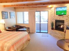 Lakeland Village - Deluxe King - Tree View - Steps to the Lake, apartment in South Lake Tahoe