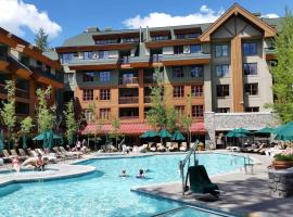 Marriott Grand Residence #2241 - Pool view - South Lake Tahoe, apartment in South Lake Tahoe