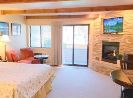 Lakeland Village - Deluxe King - Pool View - Steps to the Lake, apartment in South Lake Tahoe