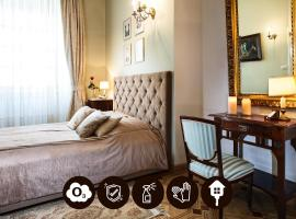 Boutique Residence - Rynek 16, apartment in Lublin