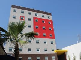 Hotel Hi! Fundidora-Cintermex, hotel in Monterrey