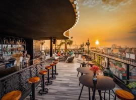 Solaria Hanoi Hotel, hotel em Hanói