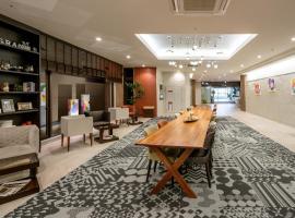 Hotel Gran Ms Kyoto, hotel en Kioto