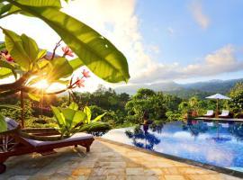Shanti Natural Panorama View Hotel, hotel in Singaraja