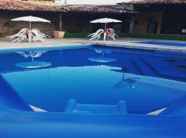 Hotel Recanto Do Sol, hotel near Porto Seguro Airport - BPS, Porto Seguro