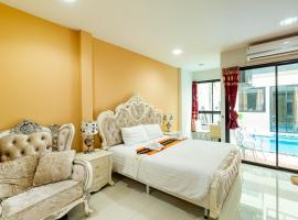 The Pool Resort โรงแรมใกล้ สนามราชมังคลากีฬาสถาน ในกรุงเทพมหานคร