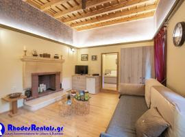 Rhodes Old Town Castello Suite, villa in Rhodes Town